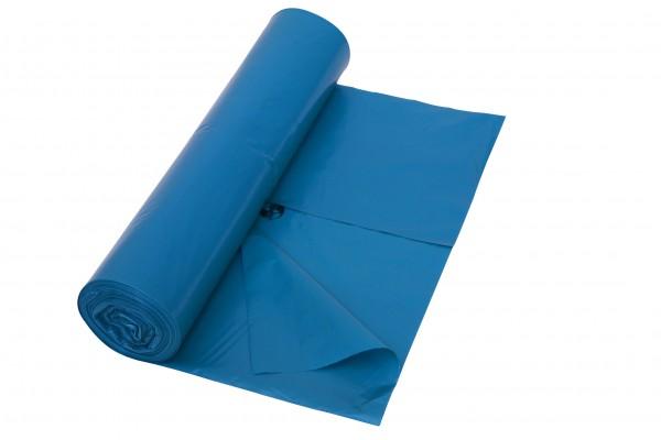 Premium Abfallsack, 120 l, blau
