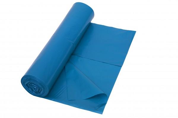Standard Abfallsack, 120 l, blau