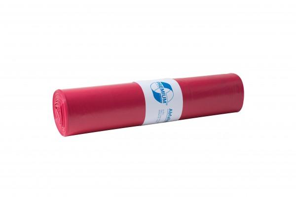 Deiss Premium Abfallsack, 120 l, rot